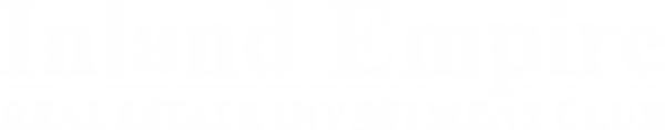 Inland Empire Real Estate Investment Club Logo